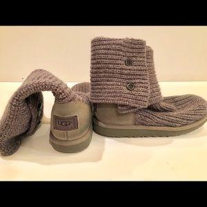 UGG swetaer boots